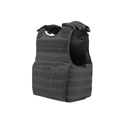 EXO PLATE CARRIER GEN II BLACK S / M