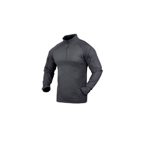 COMBAT SHIRT GRAPHITE SMALL