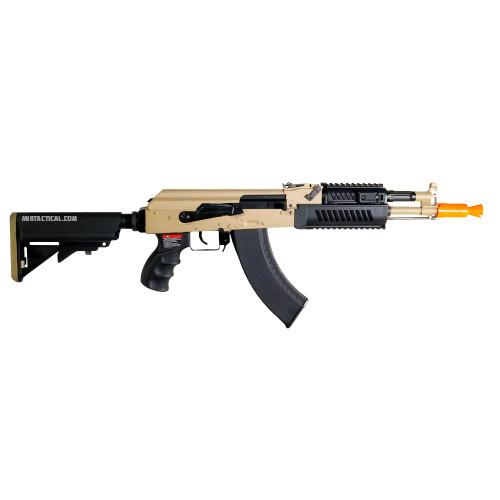 AK RK104 ETU CRANE AIRSOFT AEG TAN COMBO