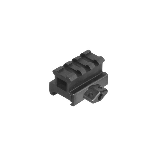 "MED-PRO 3 SLOT COMPACT RISER MOUNT 0.83"" HIGH"