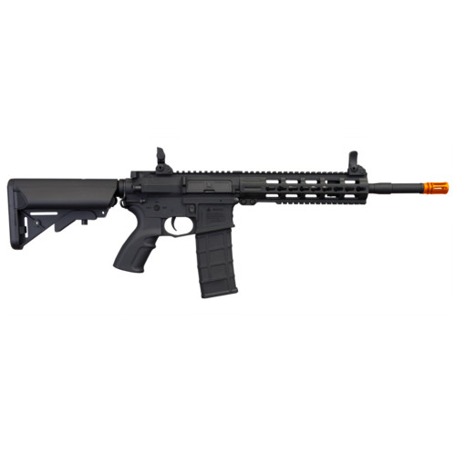 "COMMANDO AEG CQB 14.5"" KEYMOD AIRSOFT RIFLE BLACK"