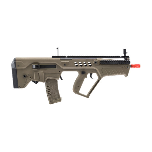 IWI TAVOR CTAR FLAT TOP AIRSOFT RIFLE FDE