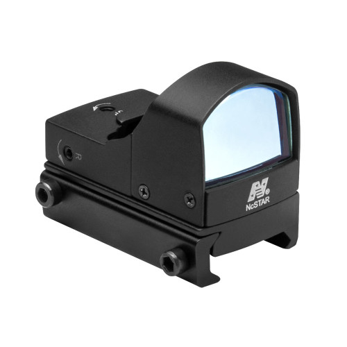 COMPACT TACTICAL BLUE MICRO DOT SIGHT BLACK