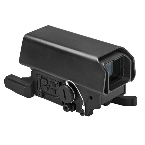 URBAN DOT SIGHT W/GREEN LASER QR MOUNT BLACK