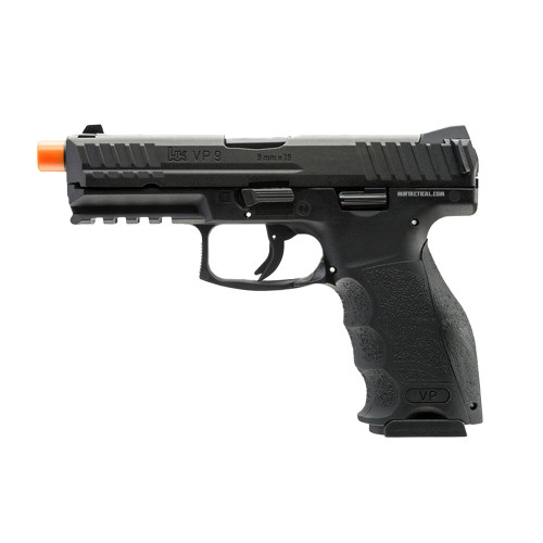 HK VP9 6MM AIRSOFT CO2 PISTOL BLACK