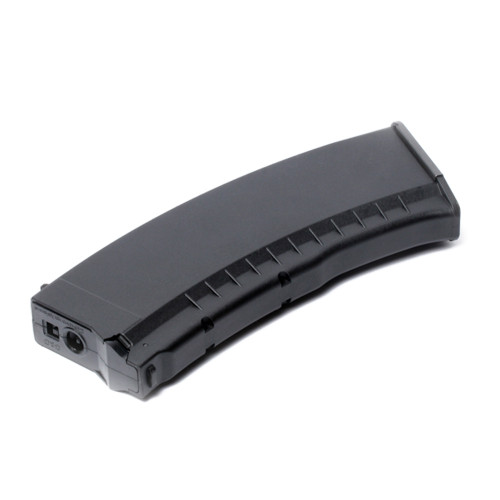 120R MID AIRSOFT MAGAZINE FOR 74 SERIES BLACK
