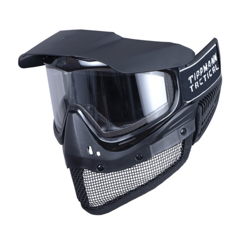 TACTICAL MESH AIRSOFT GOGGLE W/ THERMAL LENSE