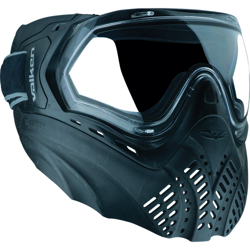 IDENTITY GOGGLES MASK BLACK / GREY