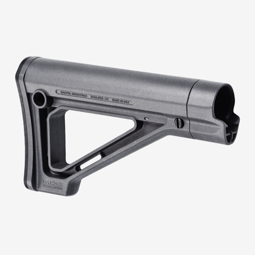 MAGPUL MOE FIXED STOCK MIL-SPEC GREY