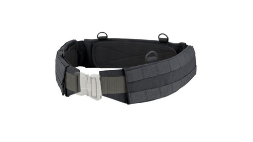 BATTLE BELT SLIM STYLE BLACK MEDIUM