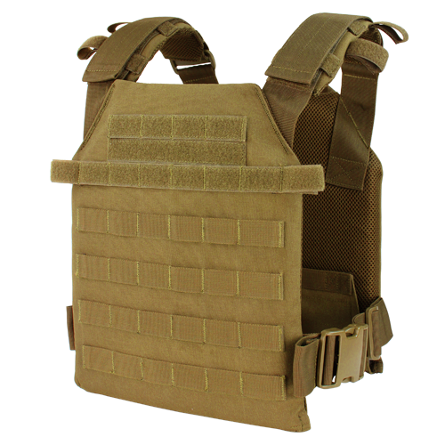LCS SENTRY PLATE CARRIER COYOTE