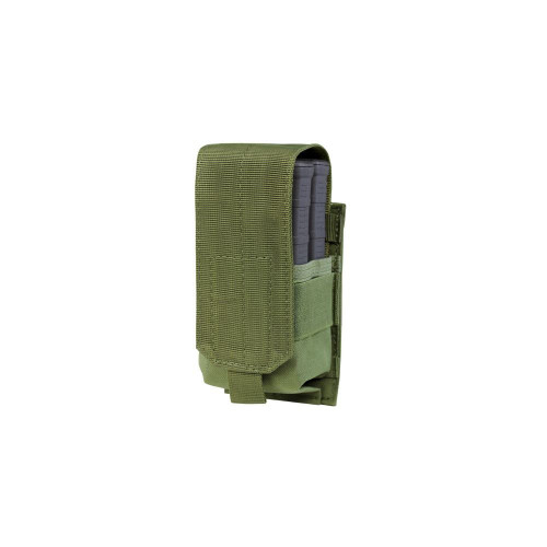 M14 STYLE SINGLE MAG POUCH GEN II OD