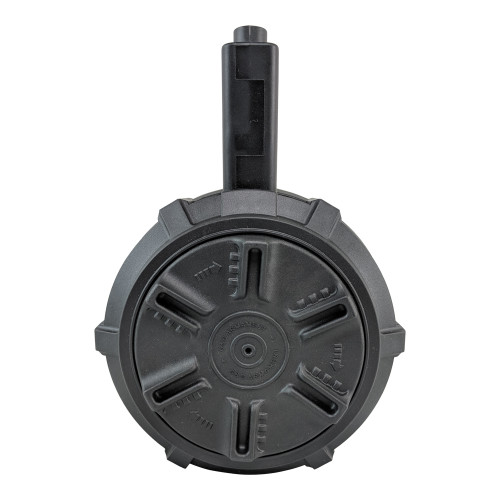 ARP 9 AIRSOFT DRUM MAG 1500 RND BLACK