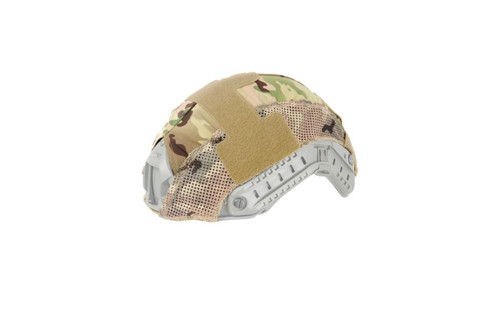 TACTICAL AIRSOFT HELMET COVER MULTICAM