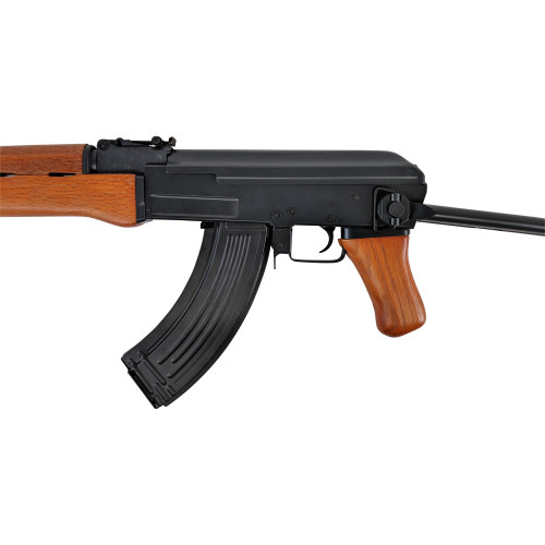 AK 47S AIRSOFT ELECTRIC RIFLE WOOD