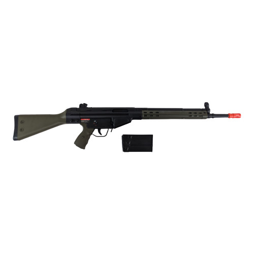 SG-3 T3 AIRSOFT ELECTRIC RIFLE BLACK / OD