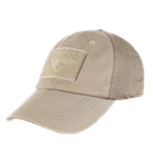 TACTICAL CAP MESH  TAN
