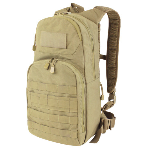 FUEL HYDRATION PACK TAN