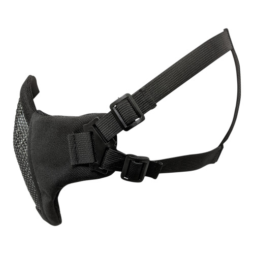 V3 STRIKE METAL MESH FACE MASK CUSHION BLACK