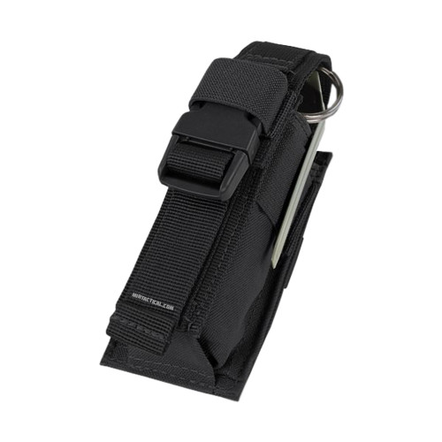 SINGLE FLASHBANG POUCH BLACK
