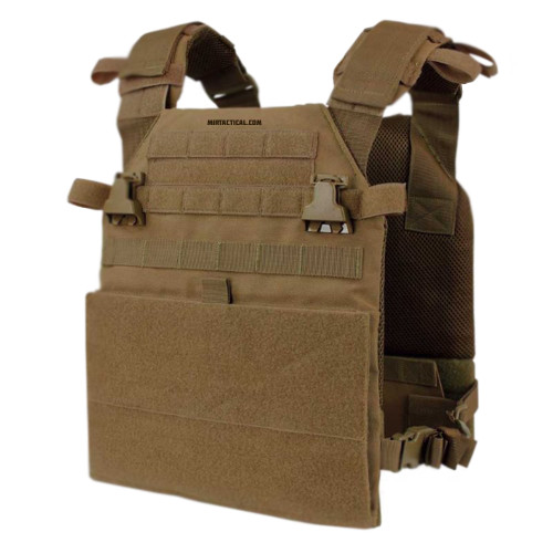 VANQUISH PLATE CARRIER COYOTE