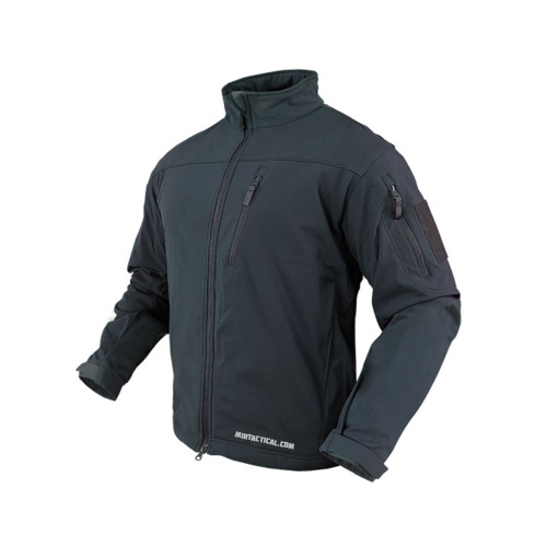 PHANTOM SOFT SHELL JACKET BLACK LARGE