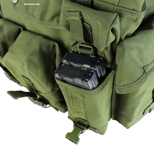 7 POCKET CHEST RIG OLIVE DRAB