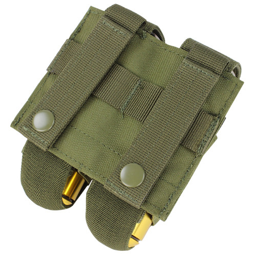 DOUBLE 40MM GRENADE POUCH OD