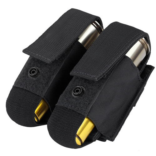 DOUBLE 40MM GRENADE POUCH BLACK