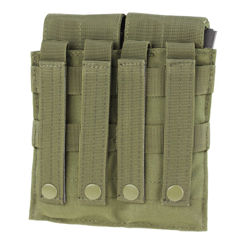 DOUBLE M4 MAG POUCH OD