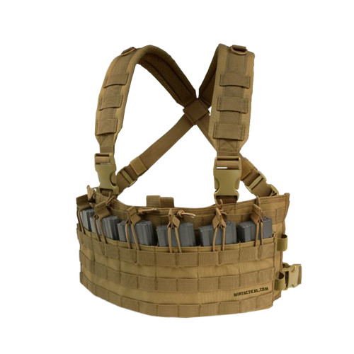 RAPID ASSAULT CHEST RIG COYOTE