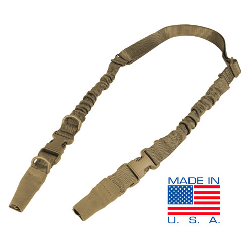 CBT 2 POINT BUNGEE SLING TAN