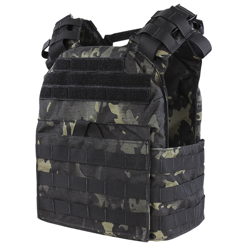 CYCLONE PLATE CARRIER MTC BLACK