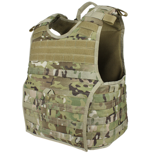 EXO PLATE CARRIER (L/XL) MULTICAM