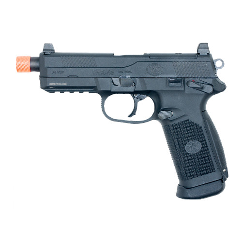 FN FNX 45 TACTICAL GBB AIRSOFT PISTOL BL