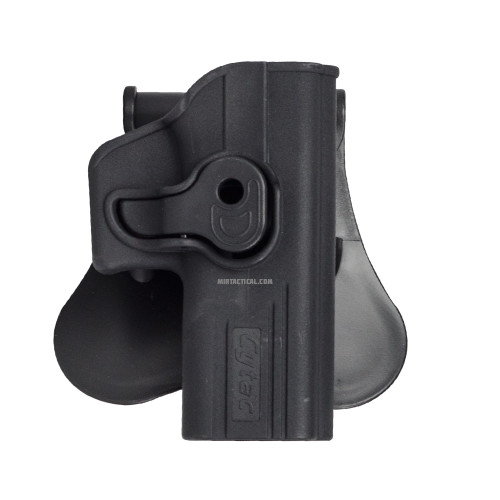 MOLDED HOLSTER FOR GLOCK