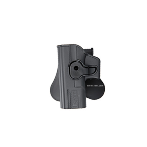 MOLDED HOLSTER FOR GLOCK 19/23/32  LT HD
