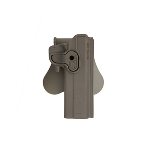 COLT 1911 5` MOLDED HOLTER FDE RT