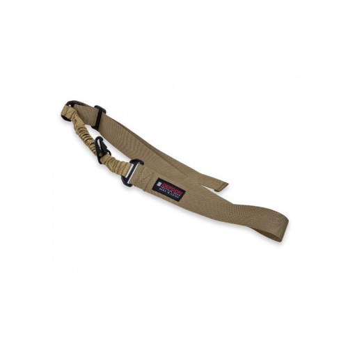 TACTICAL SINGLE POINT SLING SYSTEM TAN