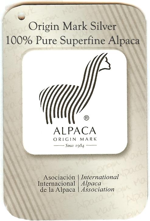 100% Pure Alpaca Superfine