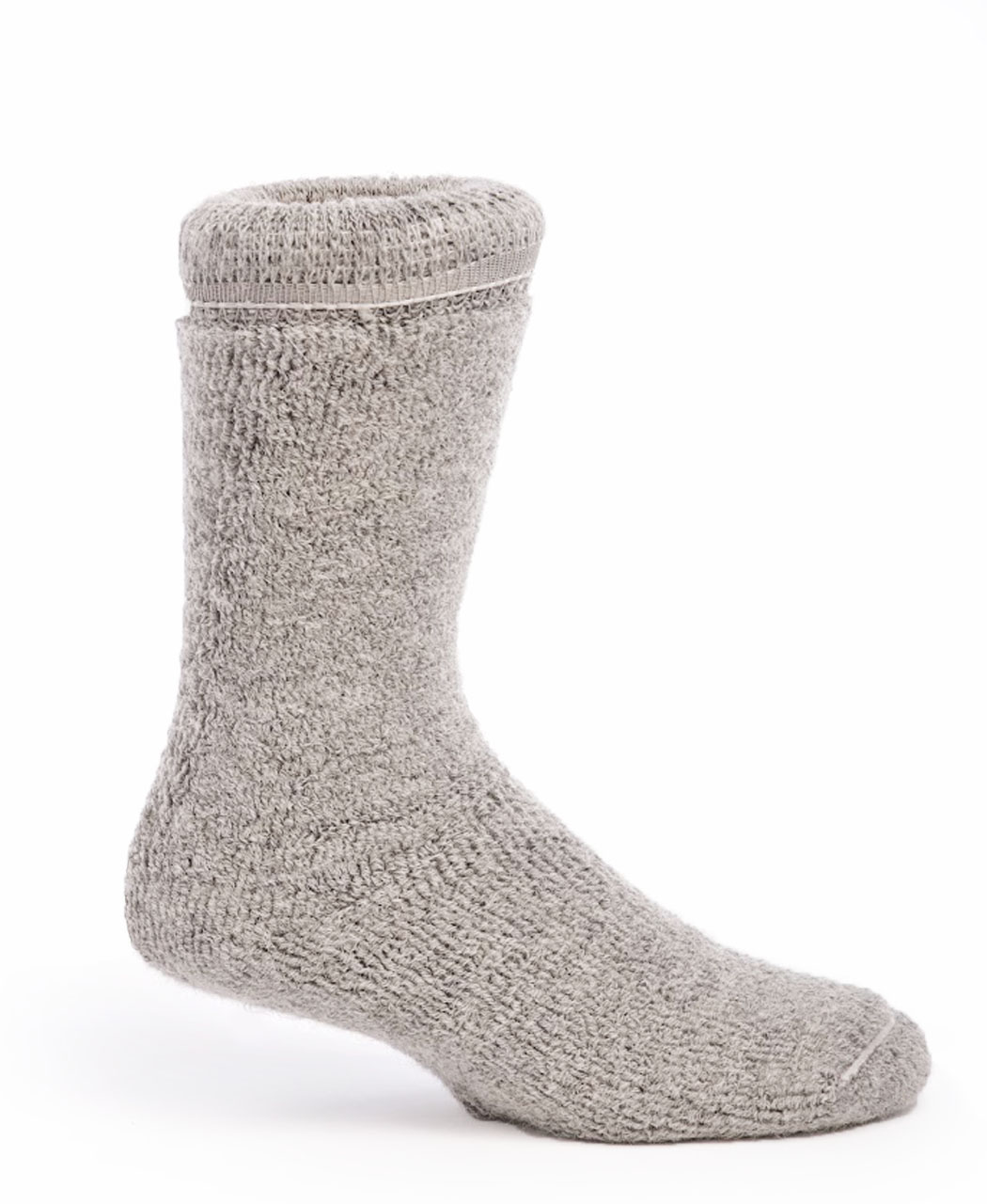Toasty Toes Comfort Band - Ultimate Alpaca Socks Inside