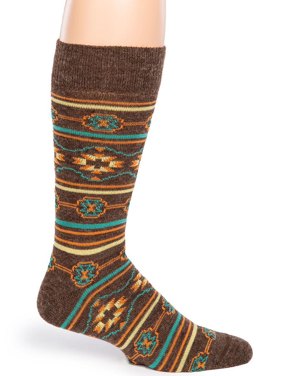 Southwest Socks Side