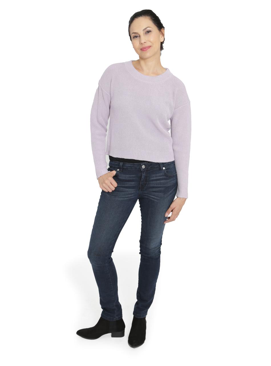 Victoria Sport Pullover Full Image Iris