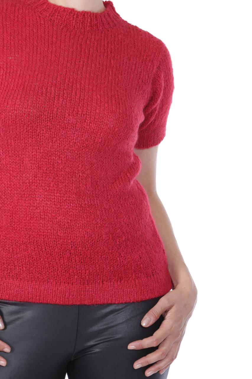 Blair Short Sleeve Suri Sweater Detail