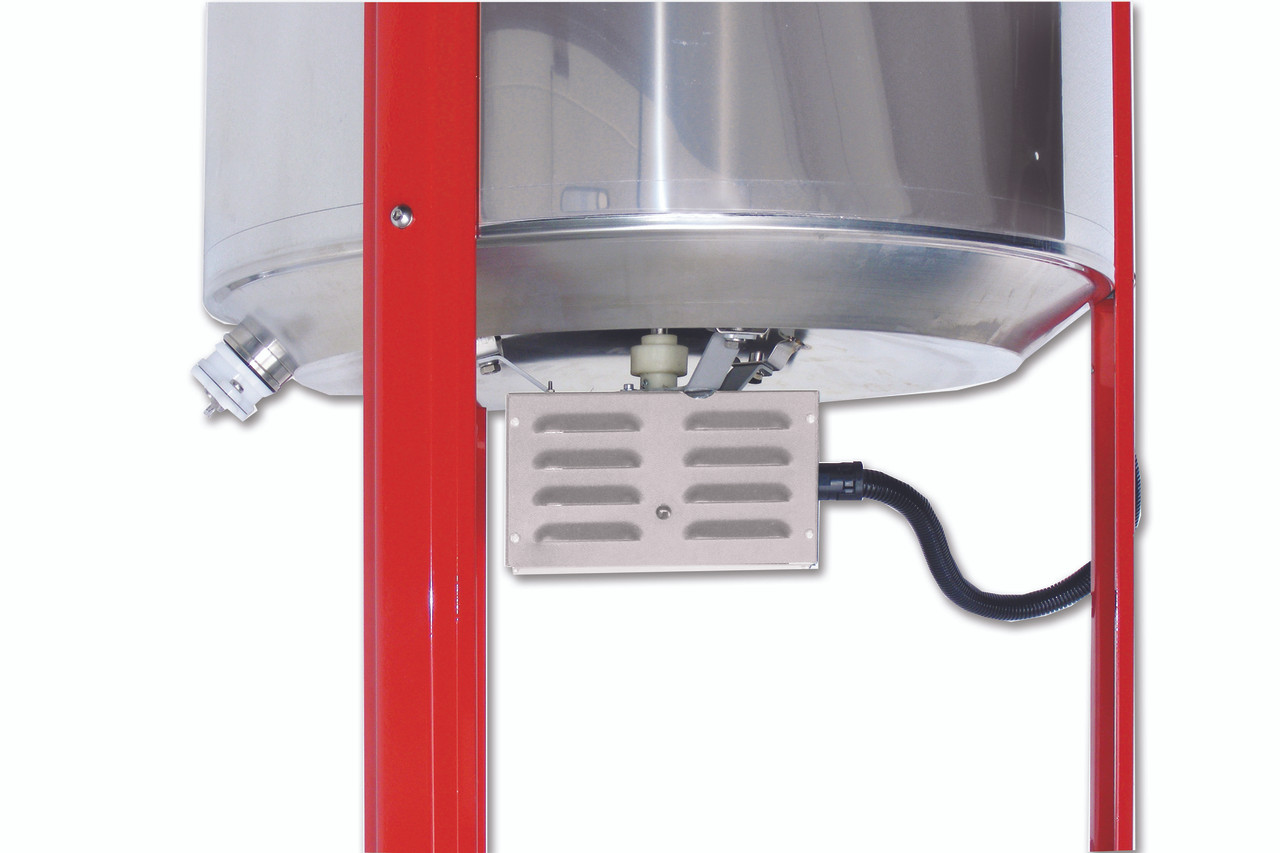 Lega 16/28 Frame Motorized Extractor [LG1228MEX] | Blue Sky Bee Supply