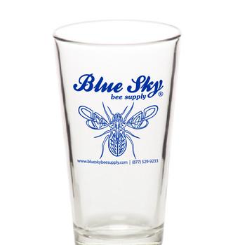 Blue Sky Beer Pint [1019]