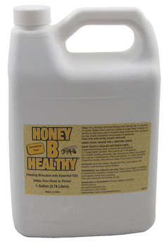 Honey-B-Healthy Feeding Stimulant (1 Gallon) [HBH-G]
