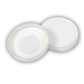 58MM Metal Lids for 1 lb. Queenline (12 count)