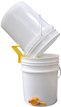 Bucket Bench Pail Stand [BBPS]