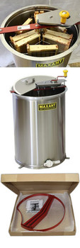Maxant 6/9 Frame Hand-Crank Extractor [MXT9]
